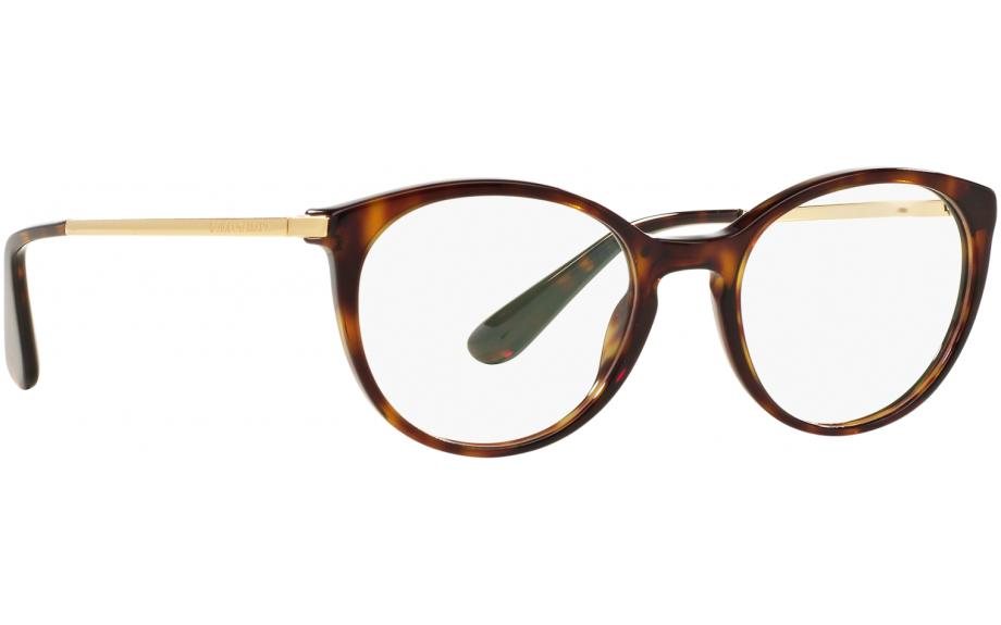 b507549a4d Dolce   Gabbana DG3242 502 48 Glasses - Free Shipping