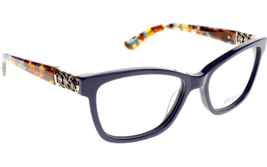 Guess GU2492 090 52 Glasses - Free Shipping | Shade Station