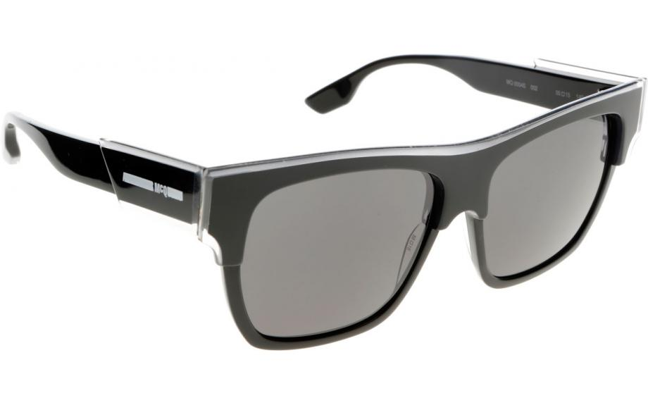 f1be0a12e19af McQ by Alexander McQueen MQ0004S 002 55 Sunglasses - Free Shipping ...