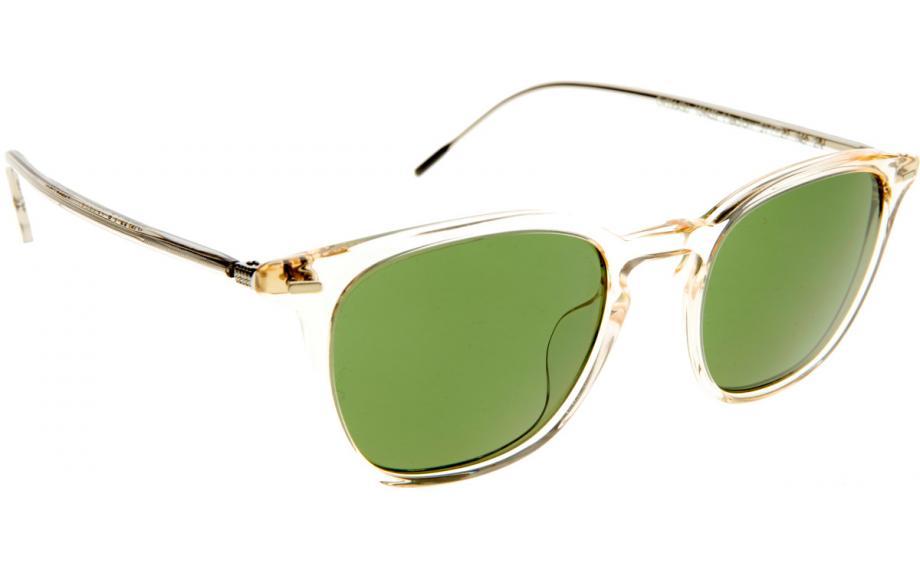 10d074380aa65 Oliver Peoples Heaton OV5364SU 109452 51 Sunglasses - Free Shipping ...