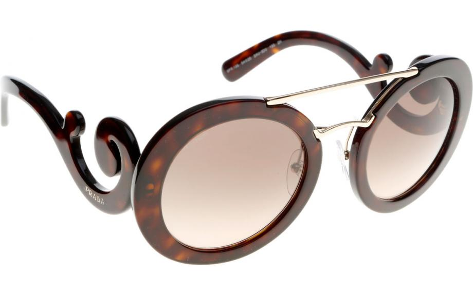 4ddc4906c4af1 Prada PR13SS 2AU3DO 54 Sunglasses - Free Shipping