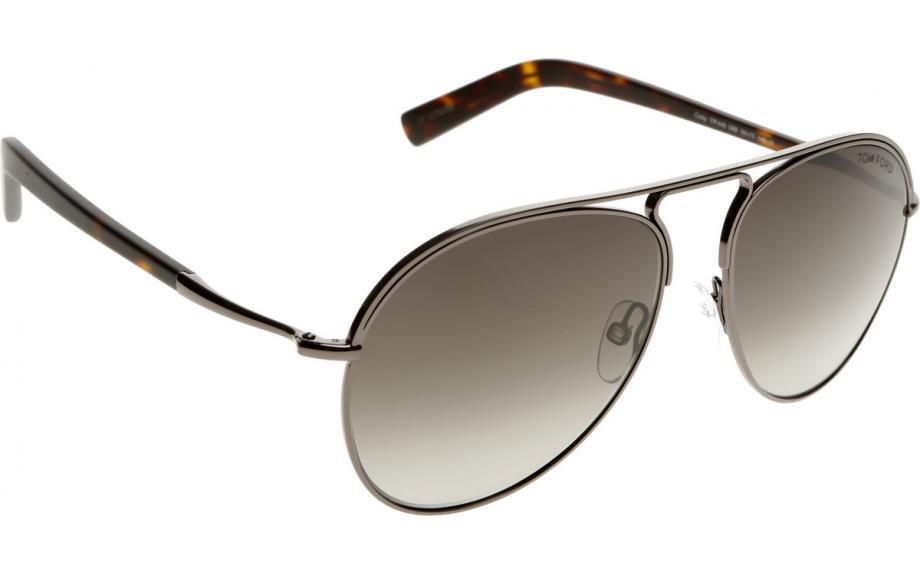 11ee9ab06c57b Tom Ford Cody FT0448 08B 56 Sunglasses - Free Shipping