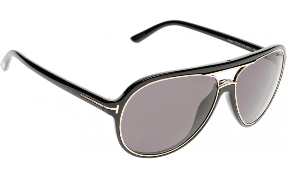 7248ea43405c Tom Ford Sergio FT0379 01A 60 Sunglasses - Free Shipping | Shade Station