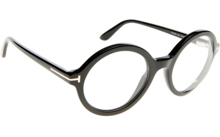 1afd84f340c Tom Ford FT5461 001 52 Glasses - Free Shipping
