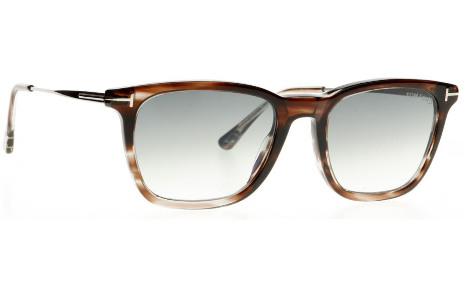 discount promo code great look Tom Ford Arnaud-02 FT0625 50W 53 Sunglasses - Free Shipping ...