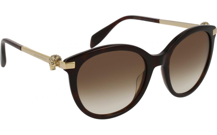 78488788b3b2 Alexander McQueen AM0083S 002 53 Sunglasses - Free Shipping