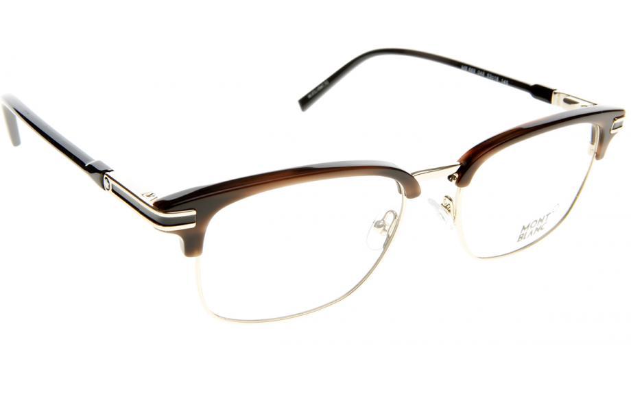 640dd27e6dae Mont Blanc MB0669 V 048 53 Glasses - Free Shipping