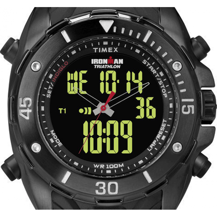 Timex Ironman Dress Dual-Tech Watch